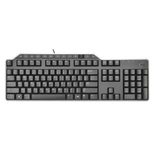"Tastatura DELL; model: KB 522; layout: UK; NEGRU; USB; ""2H8RN"""