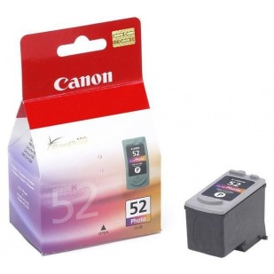 Cartus cerneala Original Canon CL-52 Color, compatibil iP6210D/iP6220D, 3 x 7 ml (BS0619B001AA)