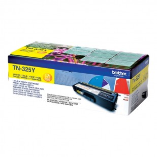 Toner Original pentru Brother Yellow, compatibil MFC-9970/9460/DCP-9270/9055/HL-4140/4150/4570, 3500pag (TN325Y)