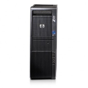 HP Z600 WORKSTATION,  Intel Xeon E5620, 2.40 GHz, video: nVIDIA Quadro 600; TOWER