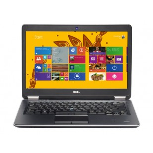Laptop DELL, LATITUDE E7440,  Intel Core i3-4030U, 1.90 GHz, HDD: 500 GB , RAM: 4 GB, video: Intel HD Graphics 4400, webcam