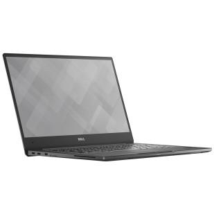 Laptop DELL, INSPIRON 7370,  Intel Core i7-8550U, 1.80 GHz, HDD: 256 GB, RAM: 8 GB, video: Intel HD Graphics 620, webcam