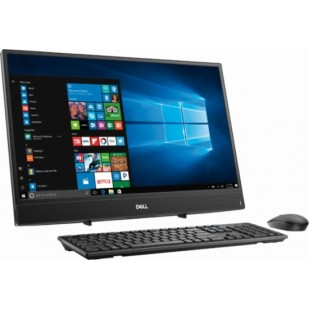 Aio DELL, INSPIRON 3275 AIO,   AMD A9-9425, 3.10 GHz, HDD: 1 TB, RAM: 8 GB, video: AMD Radeon R5 Series (Stoney Ridge), webcam