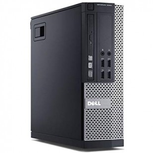 DELL, OPTIPLEX 7010,  Intel Pentium G870, 3.10 GHz, HDD: 320 GB, RAM: 4 GB, unitate optica: DVD, video: Intel HD Graphics 2000, SFF