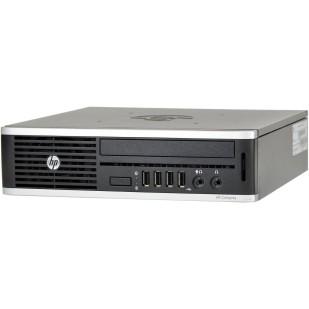 Hewlett-Packard, HP COMPAQ ELITE 8300 USDT, Intel Core i5-3470, 3.20 GHz, HDD: 250 GB, RAM: 4 GB, video: Intel HD Graphics 2500; USFF