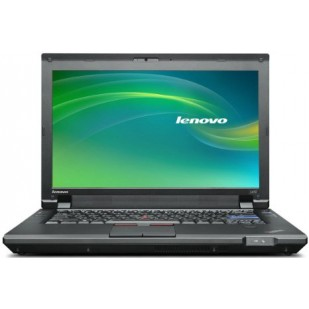 Laptop Lenovo ThinkPad L412; Mobile DualCore Intel Core i5-520M, 2400 MHz; 2 GB RAM; 160 GB HDD; Intel HD Graphics; DVD; Notebook