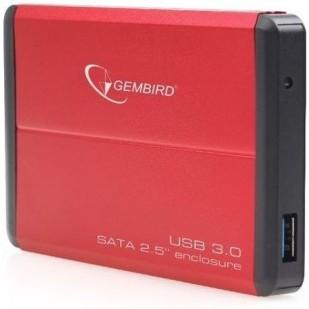 GEMBIRD HDD ENCLOSER; USB 3.0 M la SATA M; EE2-U3S-2-R