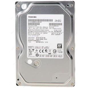 HDD 1000 GB;TOSHIBA DT01ACA100 32MB SATA III 600
