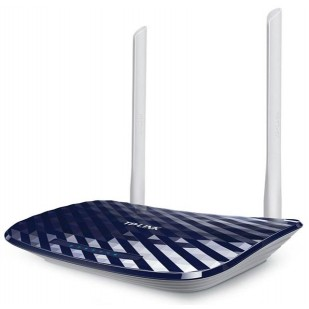 ROUTER TP-LINK; model: AC750 ARCHER C20; MANAGEMENT; WIRELESS; PORTURI:  4x 10/100