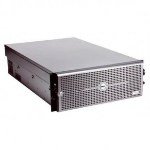 DELL PowerEdge 6850- G1; 4x DualCore Intel Xeon F68, 2.6 GHz; 16GB RAM; HDD TYPE: SCSI; DVD; 2X146GB HDD; size: 4U