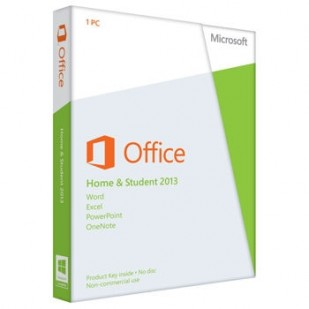 """LICENTA OFFICE Home and Student 2013 32-bit/x64 RO """"79G-03734"""""""