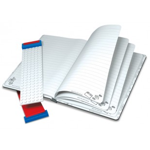 Agenda LEGO albastra (51523)