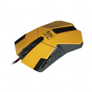 Mouse x-zero; model: m331y; NEGRU; USB