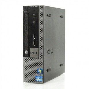 Dell, OPTIPLEX 7010, Intel Core i5-3470S, 3.20 GHz, HDD: 500 GB, RAM: 4 GB, video: Intel HD Graphics 2500; SFF