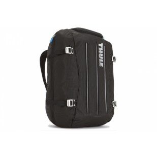 Rucsac Thule Nylon Duffel-Pack, with Safe-Zone, black/blue (TCDP1)