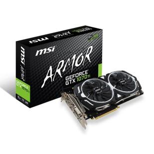 MSI GTX1070TI ARMOR 8G