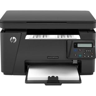 Multifunctional HP model: LASERJET PRO M125NW MFP; format: A4; RETEA; USB