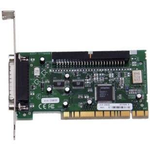 "Controler SCSI ADAPTEC AVA-2903B; PCI; ""ASSY 1778406, AVA2903B"""