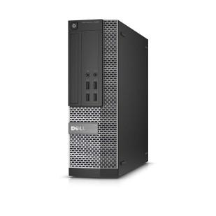 DELL, OPTIPLEX 7020,  Intel Core i5-4570S, 2.90 GHz, HDD: 500 GB, RAM: 8 GB, unitate optica: DVD RW, video: Intel HD Graphics 4600, SFF