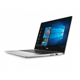 Laptop DELL, INSPIRON 7370,  Intel Core i7-8550U, 1.80 GHz, HDD: 512 GB, RAM: 16 GB, webcam