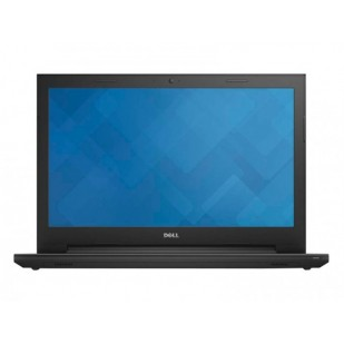 Laptop DELL, INSPIRON 3542, Intel Celeron 2957U, 1.40 GHz, HDD: 250 GB, RAM: 4 GB, unitate optica: DVD RW, webcam, BT, 15.6 LCD (WXGA), 1366 x 768""