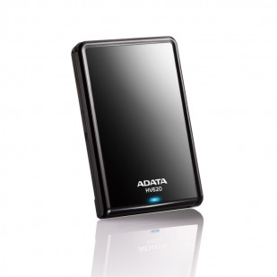 "HDD ADATA EXTERN 2.5"" USB 3.0 2TB  HV620 Black (AHV620-2TU3-CBK)"