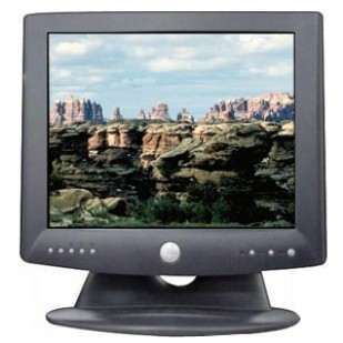 "Monitor DELL, model: 1503FP; 15""; SH; ""fara alimentator"""