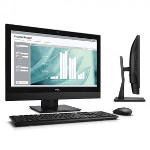 Aio DELL, OPTIPLEX 7440 AIO, Intel Core i5-6500, 3.20 GHz, HDD: 1000 GB, RAM: 8 GB, video: Intel HD Graphics 530