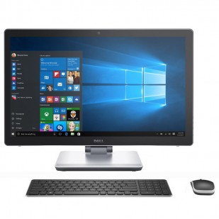 Aio DELL, INSPIRON 24-7459,  Intel Core i7-6700HQ, 2.60 GHz, HDD: 1000 GB, RAM: 16 GB, video: Intel HD Graphics 530, webcam, BT