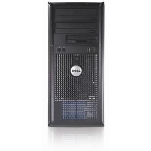 Dell, OPTIPLEX 330,  Intel Core 2 Duo E7200, 2.53 GHz, video: Intel GMA 3100; TOWER