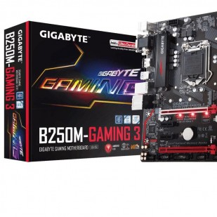 MB INTEL B250 GIGABYTE B250M-GAMING 3