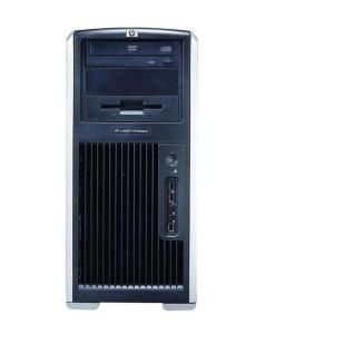 HP XW8600 WORKSTATION, 2x  Intel Xeon X5450, 3.00 GHz, HDD: 250 GB, 250 GB, RAM: 8 GB, unitate optica: DVD RW, video: nVIDIA Quadro FX 3700