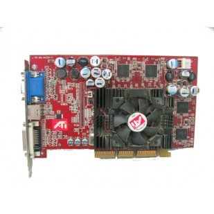 ATI Radeon 9700 Pro, 128 MB, AGP