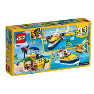 Aventuri pe insula (31064)