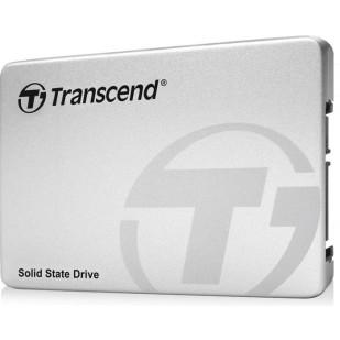 SSD TRANSCEND SSD220S 120Gb SATA 3 Aluminium (TS120GSSD220S)