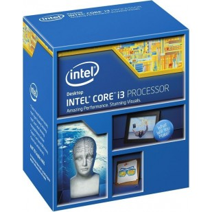 "CPU INTEL skt. 1150  Core i3 Ci3-4370, 3.8GHz, 4MB  BOX ""BX80646I34370"""