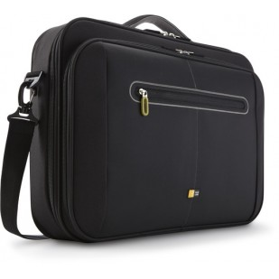 "Geanta laptop nylon 18"" Case Logic, Slim, black/green, ""PNC218"""