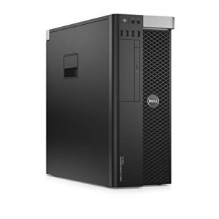Dell, PRECISION T5610, 2 x Intel Xeon E5-2609 v2, 2.50 GHz, HDD: 1000 GB, RAM: 16 GB, video: nVIDIA Quadro K2000; TOWER