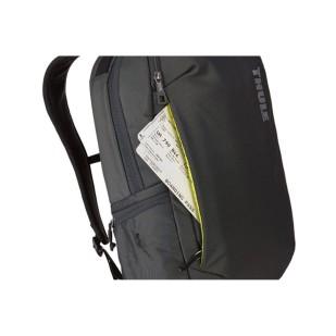 Rucsac urban cu compartiment laptop Thule Subterra Backpack 23L Dark Shadow
