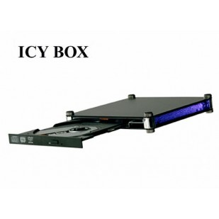 "OPTICAL ENCLOSURE ICY BOX; USB 2.0; ""IB-540 Series"""