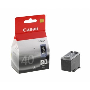 Cartus cerneala Original Canon PG-40 Negru, compatibil iP1600/iP2200/MP150/MP160/MP170/MP180/MP210/MP220, 16 ml (BS0615B001AA)