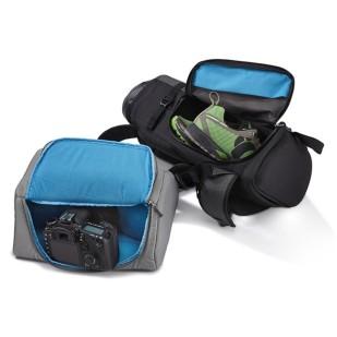 Rucsac foto Thule Perspektiv Daypack pentru DSLR (body lentile aditionale), Black