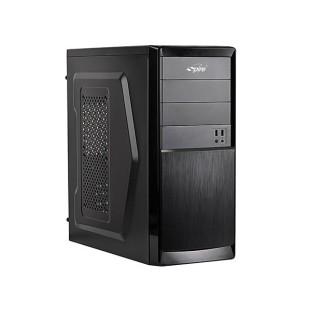 """CARCASA SPIRE ATX, front USB  3.0 & audio, suport 3x 120mm fan, black, fara sursa """"SP1603B-U3"""""""