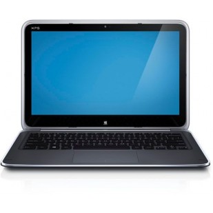 Laptop DELL, XPS 12 9Q23, Intel Core i7-3687U, 2.10 GHz, HDD: 256 GB, RAM: 8 GB, video: Intel HD Graphics 4000, webcam