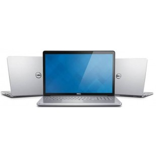 "Laptop DELL, INSPIRON 7737, Intel Core i7-4510U, 2.00 GHz, HDD: 750 GB, RAM: 16 GB, unitate optica: DVD RW, video: Intel HD Graphics 4400, nVIDIA GeForce GT 750M,  webcam,  BT,  17.3"" LCD (FHD),  1920 x 1080"