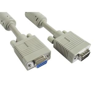Cablu video; VGA M la VGA F