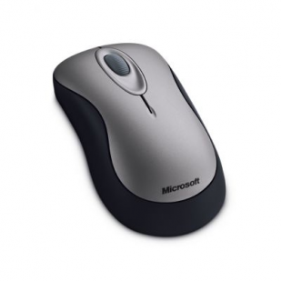 Mouse MICROSOFT; model: Optical 2000; GRI; USB; WIRELESS