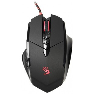 Mouse A4TECH; model: V7M; NEGRU; USB