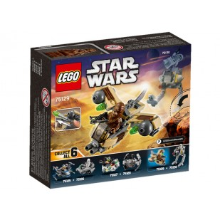 Wookiee™ Gunship (75129)