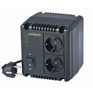 "AVR  800VA, 2 x Schuko socket, GEMBIRD ""EG-AVR-0801"" (include timbru verde 5 lei)"